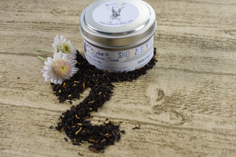 6oz. Travel Tin - Scented Soy Candle - Tobacco Collection