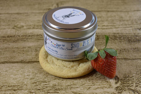 6oz. Travel Tin - Scented Soy Candle - Food & Beverage Collection