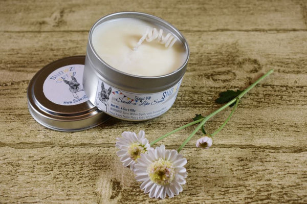 6oz. Travel Tin - Scented Soy Candle - Smell-A-Like Collection