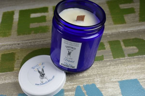 "Scented Soy Candle - 9oz - Politically Incorrect: ""Candles..."""