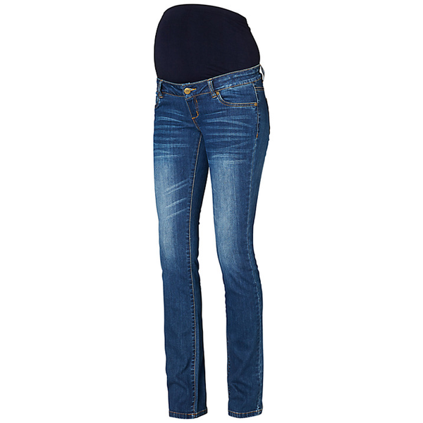 Frey, Bootcut Maternity Stretchy Jeans With Bump Band