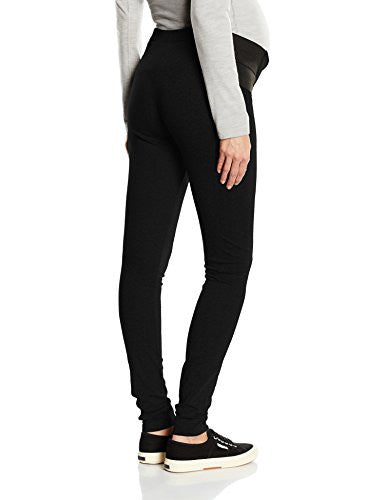 Nanna, Maternity Black Thick, Warm & Stretchy Leggings