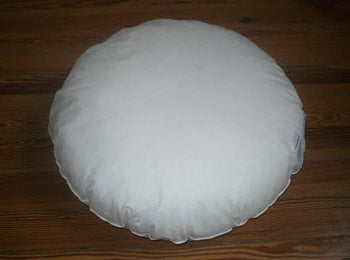 Inner pillow for Bed and Philosophy round pillow case