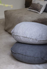 "Linen cushions in 8 ""dandy"" colours (various sizes)"