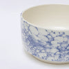 "Handmade ""bubble"" salad bowl in glazed terracotta"