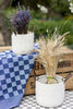 Handmade ceramic flower tubs or pots (two size options) January deliveryCharlotte Storrs- Cachette