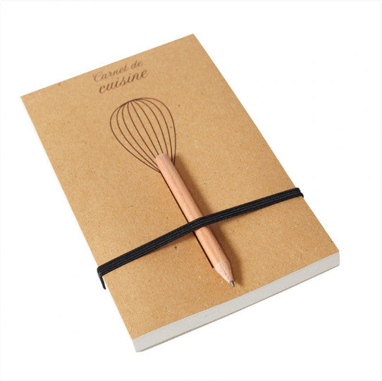 Handy kitchen notebookReinemere- Cachette