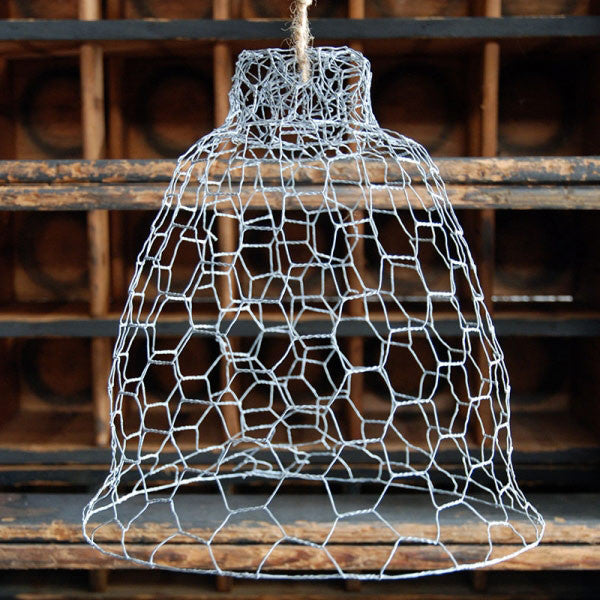 Metal wire bell (choice of 3 sizes)Un esprit en plus- Cachette