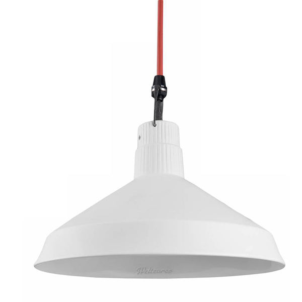 Outdoor or indoor porcelain suspension lightweltevree- Cachette