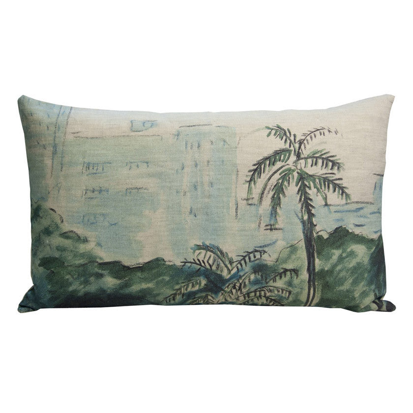 Palermo linen cushion cover 50x30cm (inner available too)Maison Lévy- Cachette