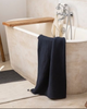 Coton gauze bath throw (150 x 180cm) various colours