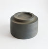 Handmade small black ceramic bowl or dish 15cmDatcha- Cachette