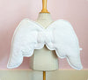 Fairy wing made from vintage fabric (8 colours)Plumette- Cachette