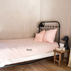 100% linen single duvet cover (16 colours)