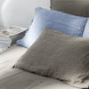 100% linen pillow case (2 sizes 18 colours)bed and philosophy- Cachette