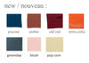 Linen fitted sheet 90x190 (many colours)bed and philosophy- Cachette