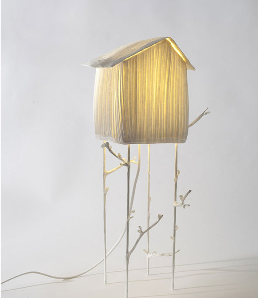 "Sculptural light ""cabanon"""