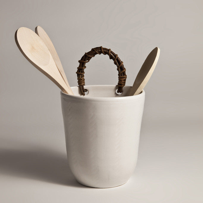 Handmade ceramic hanging pot - January deliveryCharlotte Storrs- Cachette