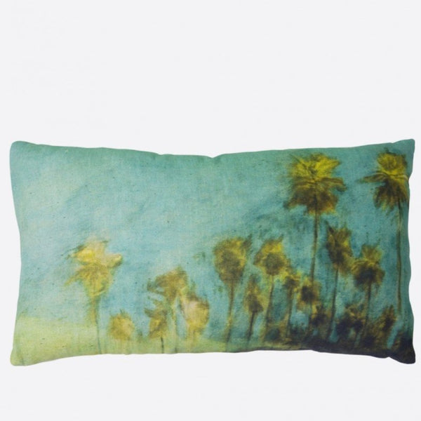 """El Palmar"" linen cushion cover 50x30cm (inner available too)"