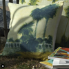 """Lac"" linen cushion cover square (2 sizes - inner available too)"