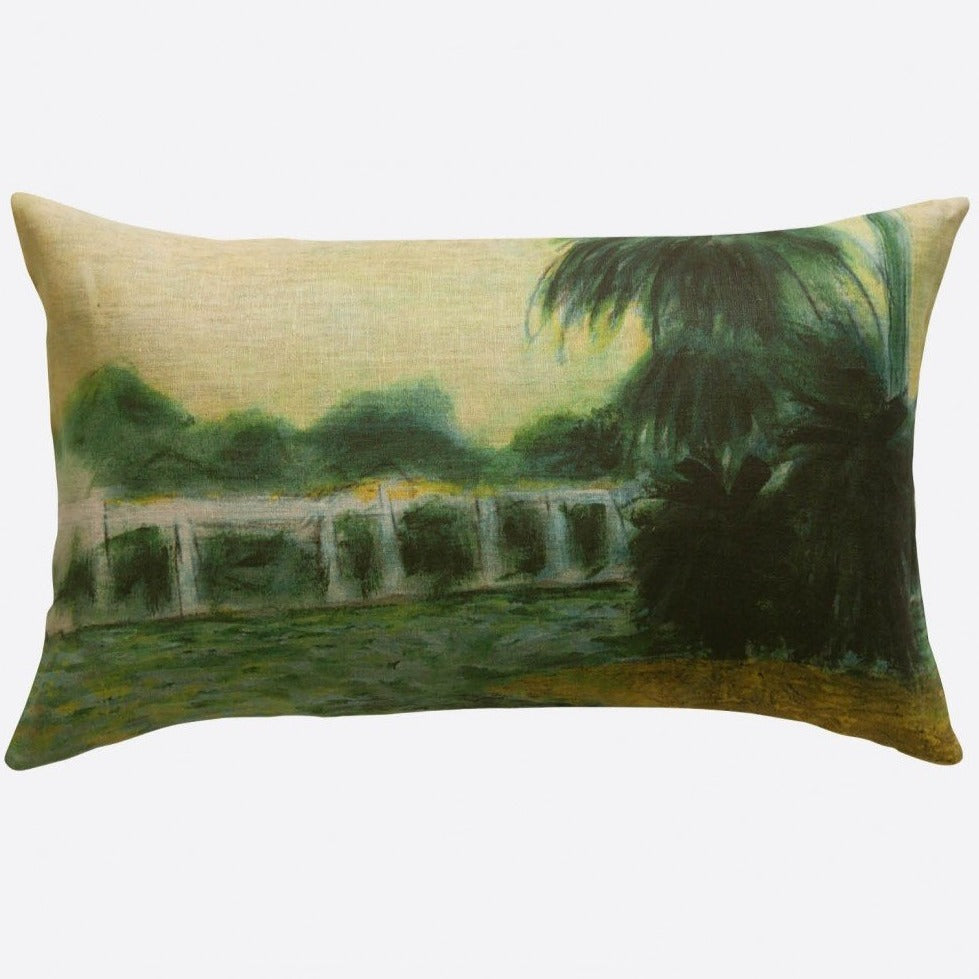 """Lac"" linen cushion cover 50x30cm (inner available too)"