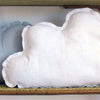 Cloud cushion made from vintage fabric (8 colours)Plumette- Cachette