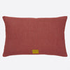 Pink cushion cover in soft velvet and linen tweed  (various sizes, inner available too)Maison Lévy- Cachette