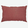 Pink cushion cover in pure linen  (various sizes, inner available too)