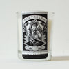 Scented candle Ekaterina (35 hours) soothing with sandalwood