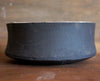Black stoneware dish 14cm (only 1 available)Minimal Ceramic- Cachette