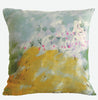 Pétales linen cushion cover square (2 sizes, inner available too)