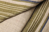 """Touquet"" pure wool throw 140x200cmMoismont- Cachette"
