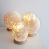 "Sculptural light ""soap bubble"" (request pricing)papier a etre- Cachette"