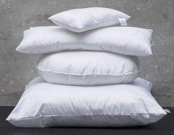 Polyester pillow inner (various sizes)