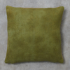Small deep dye coton cushion (various colours)