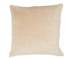 Velvet cushion in chalk (three sizes available)bed and philosophy- Cachette