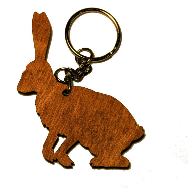 wooden key-ring (5 models)Helen Minns- Cachette