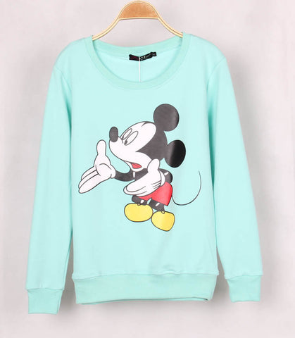 What Mickey, What? (2 colors)