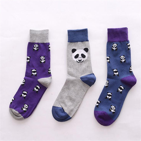 Panda Socks (3 designs)