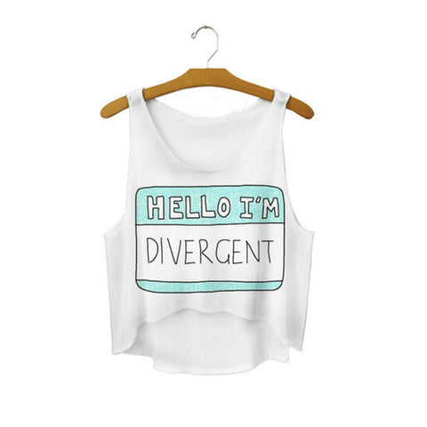 Hello I'm Divergent And You?