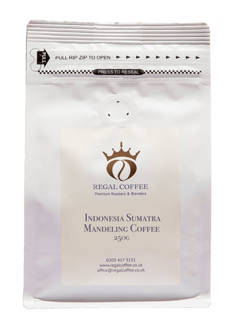 Indonesia Sumatra Mandheling Green Coffee