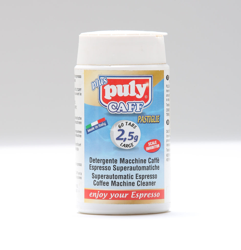 Puly Caff Cleaning Tablets (60x2.5g)