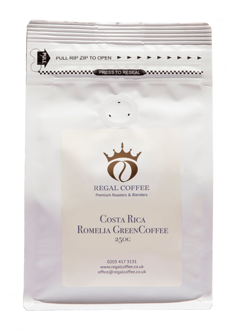Costa Rica Romelia Green Coffee