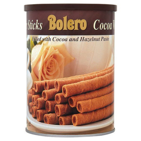 Bolero Wafer Tins - Cocoa Hazelnut 400 g