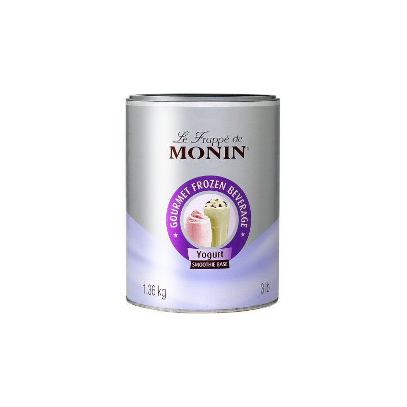 Monin Frappe Mix - Yogurt