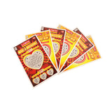 LOROS Scratch Cards (5 Pack)
