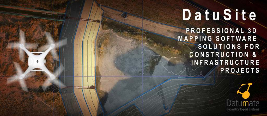 DatuSite 3D Mapping Software