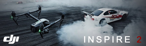 DJI Inspire 2 Drone for Professional Media