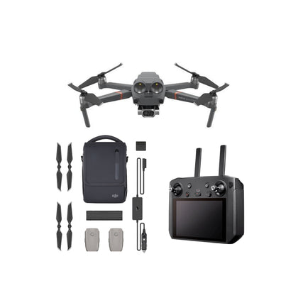 DJI Mavic 2 Enterprise Dual Drone + Smart Controller + Fly More Kit