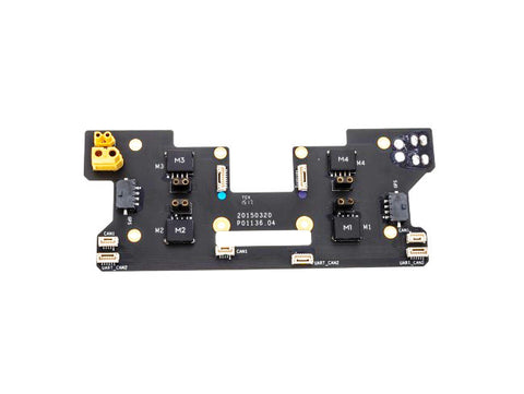 Matrice 100 Central Board Adapter Plate - GoUAV